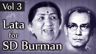 Lata Mangeshkar with S.D Burman Video Songs Jukebox 3