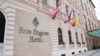 Video Four Seasons Hotel Prague (Superior Room) - Best Hotel in Prague MP3, 3GP, MP4, WEBM, AVI, FLV April 2019