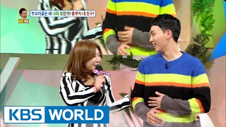 Video A mysterious woman who flustered Taejun [Hello Counselor / 2017.02.13] MP3, 3GP, MP4, WEBM, AVI, FLV Maret 2019