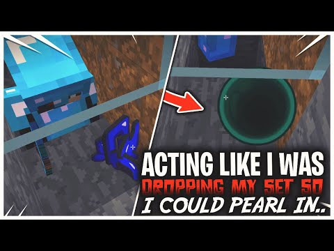 I ACTED LIKE I WAS DROPPING MY SET SO I COULD PEARL IN... |  Velt HCF (1 LIFE 1 INVENTORY)