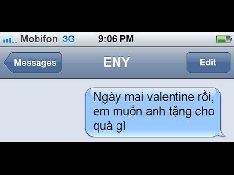 Valentine gấu thích quà gì ?