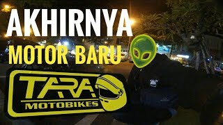 AKHIRNYA PUNYA MOTOR BARUAnyway..Thanks for watching. Bantu Like, Share dan Subscribe ya guys, Kalau ada pertanyaan langsung aja comment dibawah, sebisa mungkin pasti dijawab kok..----------------------------------------­­-----------Youtube: https://www.youtube.com/taramotovloggInstagram: https://www.instagram.com/taramotobikes/----------------------------------------­­-----------Camera: Xiaomi Yi Camera & Mi 4iEditing Tools: Vegas Pro 13----------------------------------------­­-----------Have a Nice Ride ! Ati-Ati ya rek..----------------------------------------­­-----------