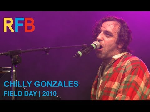 Chilly Gonzales | Field Day | 2010