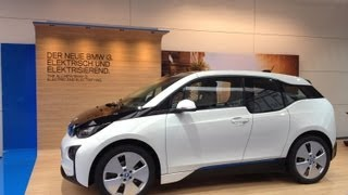 EN | The all-electric BMW i3