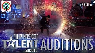 Video Pilipinas Got Talent 2018 Auditions: Adrian Ferrer - Beatbox with Fireworks MP3, 3GP, MP4, WEBM, AVI, FLV September 2018