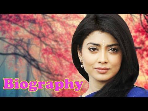 Shriya Saran - Biography