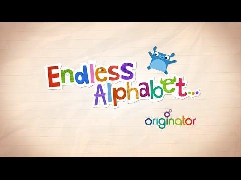 Video of Endless Alphabet