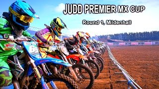 Mildenhall United Kingdom  city pictures gallery : Mx Thunder - 2016 Judd Premier Mx Cup Round One Mildenhall Motocross Racing UK