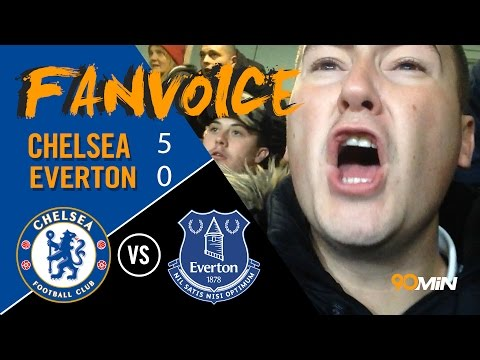 Chelsea 5-0 Everton | Chelsea back to their best!? | 90min FanVoice