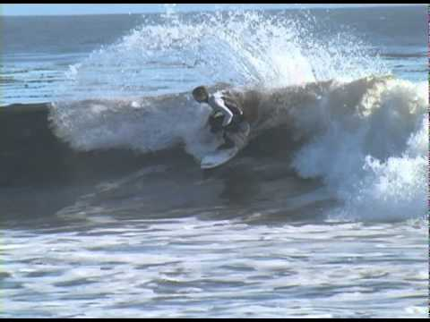 DANA BALDZIKOWSKI - SURFING AND SKATEBOARDING FROM NOVEMBER 2009 FOOTAGE. SANTA CRUZ-NORTHERN CALIFORINIA FILMED BY DANA