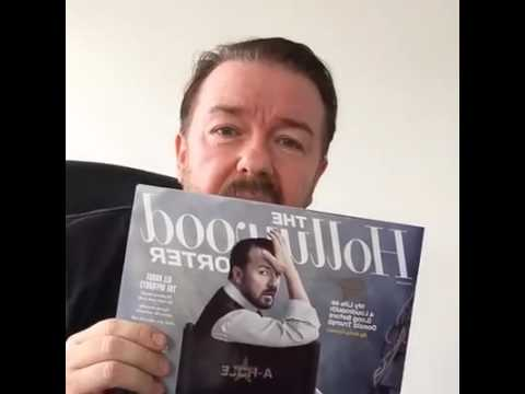 Ricky Gervais Facebook Live 25-07-16