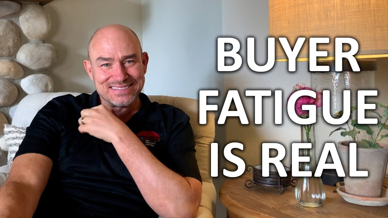 Sellers Are Feeling the Effects of Buyer Fatigue