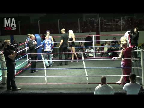 AFK SUPERLEAGUE - Emma Davies vs Sam Hart (Oriental Rules)