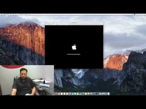 VMWare Fusion - Installing another MacOS on your Mac as a Virtual Machine