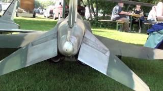 Warbird&Jet Meeting At The MFC Dachau 2010