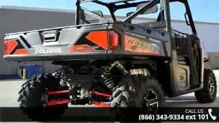 10. 2016 Polaris RANGER XP 900 EPS Black Pearl  - RideNow Pow...