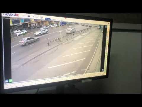 Лихач на Infiniti спровоцировал ДТП с летальным исходом в Краснодаре. Видео
