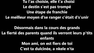 MHD - A Kele Nta (Paroles)