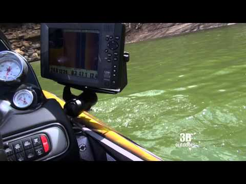 3B Outdoors TV – Tightlining for Smallmouth Bass, Cherokee Lake
