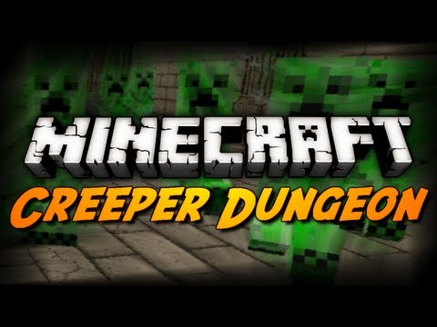 Chuck Norris Approved Minecraft! (Hypixel's Creeper Dungeon)