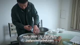 ZJD mayonnaise processing making machine youtube video