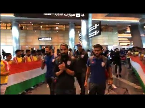 India vs qatar - Doha second match of FIFA World Cup Qatar 2022 & AFC AsianCupChina 2023 qualifier