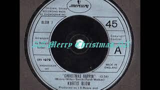 Kurtis Blow - Christmas Rappin' (1979)