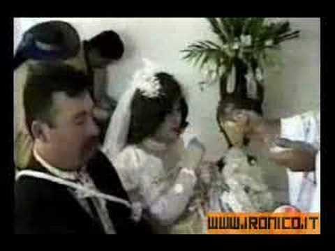 la sposa senza denti - bruttissima figura!