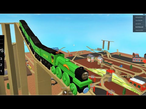THOMAS AND FRIENDS Crashes Surprises WOODEN RAILWAY ROOM Accidents Will Happen 10