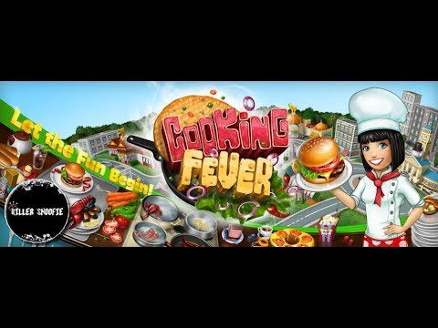 Cooking Fever: Fast Food Court Level 1