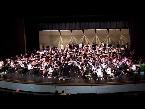 HM Jackson High School - Final Concert 2013-2014; The Lion King