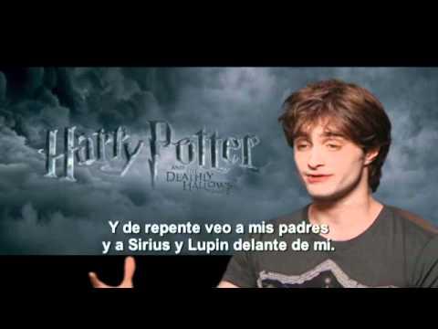 Harry Potter: entrevista con Daniel Radcliffe