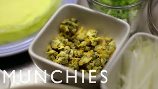 MUNCHIES Guide to Wales: Making Welsh Sushi and Witnessing the Birth of a Sheep by Munchies