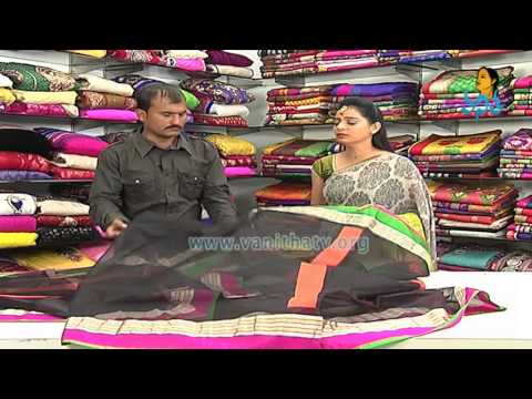 Pattu And Fancy Work Sarees 18 October 2014 06 PM