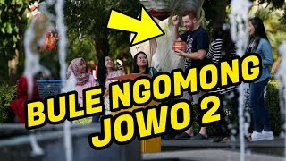 Video PRANK BULE NGOMONG JAWA 2! MP3, 3GP, MP4, WEBM, AVI, FLV Maret 2019