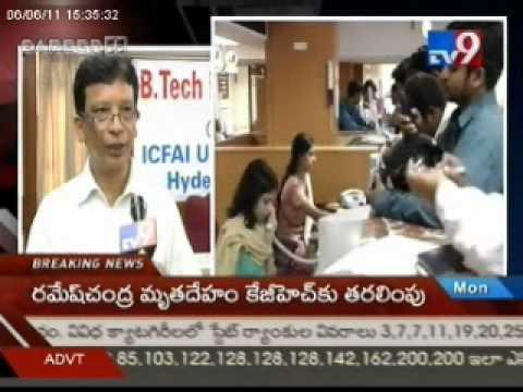 IFHE B.Tech Admissions 2011