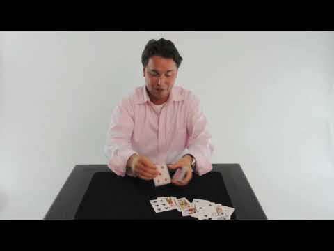 Amazing Story Telling Card Trick