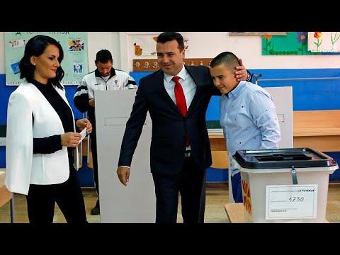 Δημοψήφισμα στα Σκόπια: Αισιοδοξία από Ζάεφ-Ντιμιτρόφ