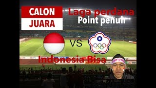 Video Timnas Indonesia meraih 3 point | Indonesia Bisa | Asian Games 2018 MP3, 3GP, MP4, WEBM, AVI, FLV Agustus 2018