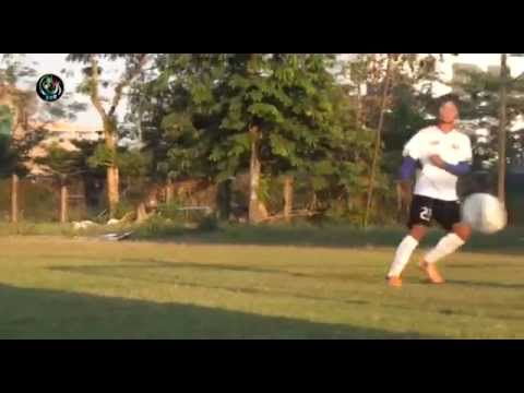 Burmese women's football team prepare for 2016 Olympics