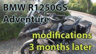 3. BMW R1250GS Adventure 3 months later