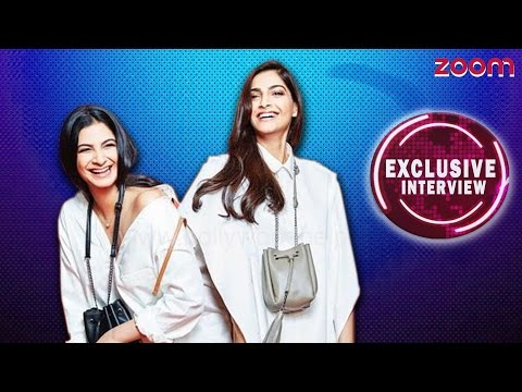 Download Sonam Kapoor & Rhea Kapoor In A Candid Conversation | Exclusive HD Mp4 3GP Video and MP3
