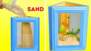 Video 16 EASY DECOR IDEAS WITH PICTURE FRAMES MP3, 3GP, MP4, WEBM, AVI, FLV Desember 2018