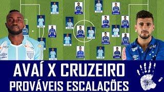Neste domingo, a partir das 16h, o Cruzeiro enfrenta o Avaí, em Santa Catarina, pela 16ª rodada do Campeonato Brasileiro.