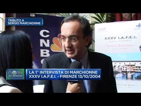 Tributo a Marchionne - CLASS CNBC - 5 Giorni sui Mercati