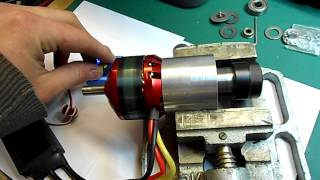 Brushless DC motor High Speed Spindle for CNC