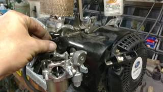 Dec 25, 2015 ... New rod ex21 ... Adjusting Valve Clearance on a Subaru EX Series Engine ... nSubaru EX21 7hp, and chinese tav30 CVT Go Kart engine...