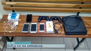 Quadrilha que aplicava golpe na internet é presa em Bauru