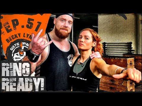 Ep.51 Becky Lynch Ring Conditioning Workout...