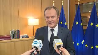 Donald Tusk nie będzie startował w wyborach prezydenckich :(
